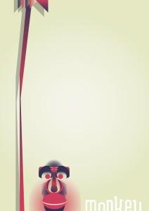 Monkey by Marcus Marritt