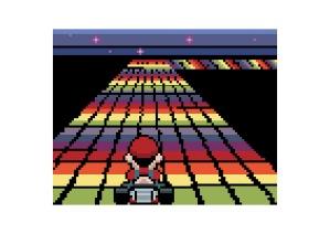 Rainbow Road by Marcus Marritt