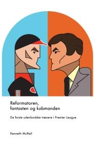 The Reformer .... cover art by Marcus Marritt