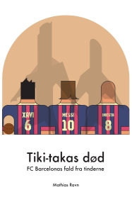 The Death of Tiki Taka cover art by Marcus Marritt